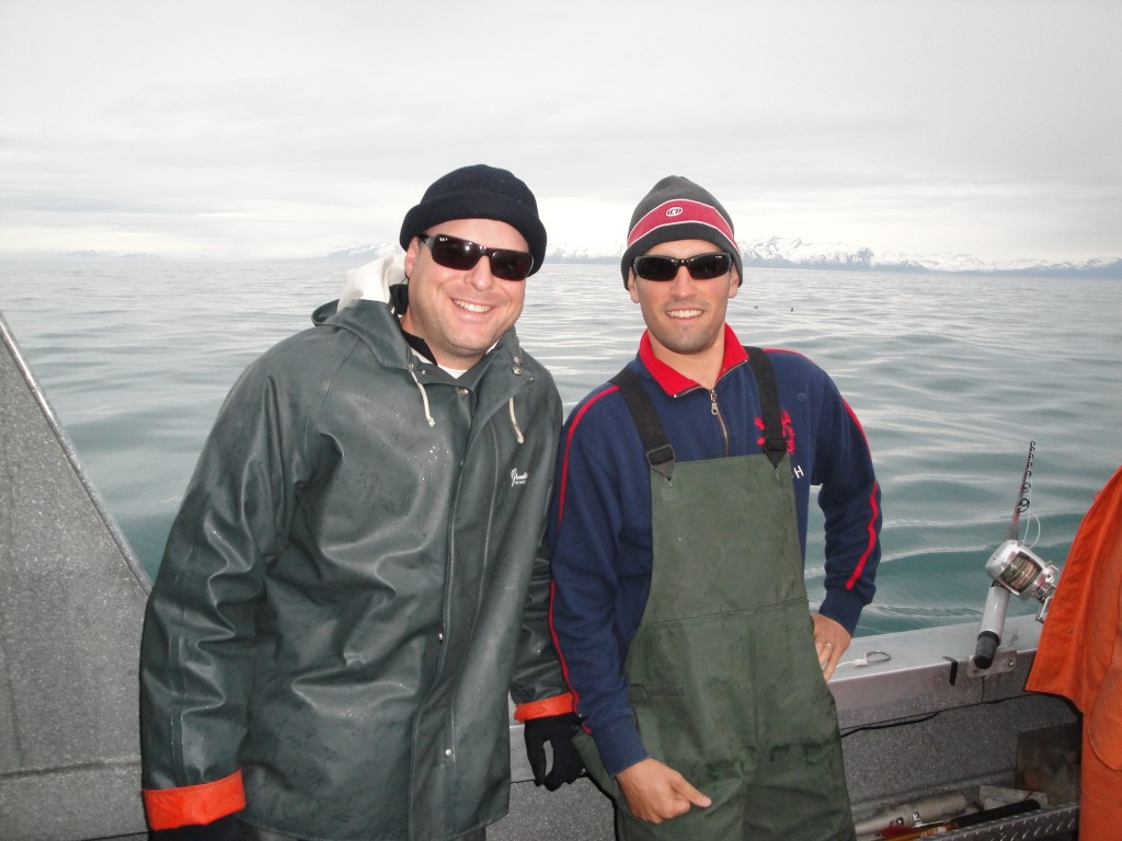 Cook Inlet Halibut fish