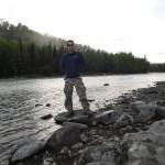 Kasilof River Alaska