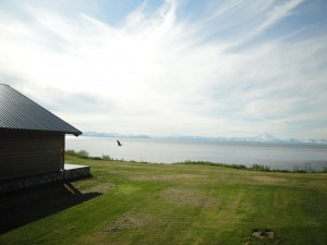 Deep Creek Fishing Lodge Kenai