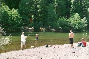 fly fishing stanislaus