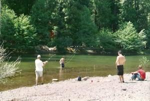 fly fishing stanislaus