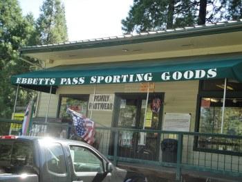 ebbetts pass sporting goods