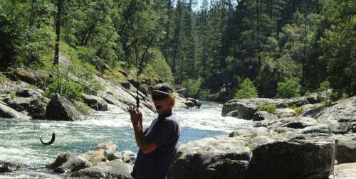 stanislaus river fishing